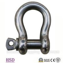 Grillete de acero inoxidable para herramientas de montaje