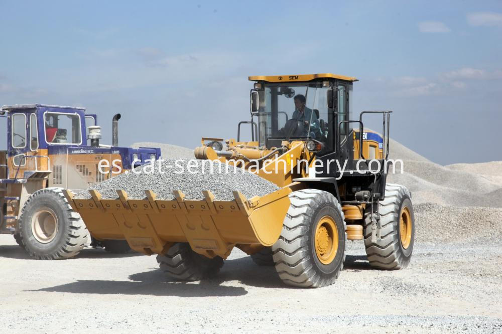 Sem 659c Wheel Loader