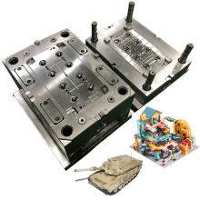 manufacture design custom new toys mould precision pp pvc abs plastic injection molding toy mold maker