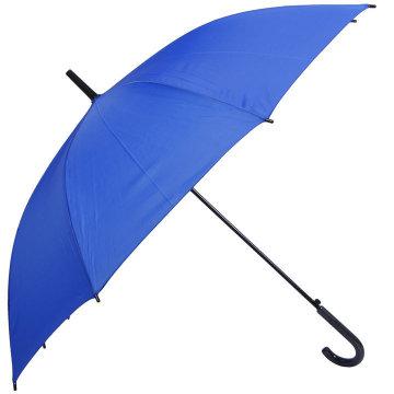 Автоматический открытый синий прямой зонтик (BD-60)