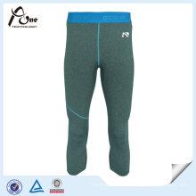 O projeto o mais atrasado dos homens do esporte das calças do esporte do projeto que Legging