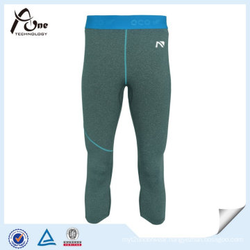 Elastic Men Customized Sports Wear Workout Pants