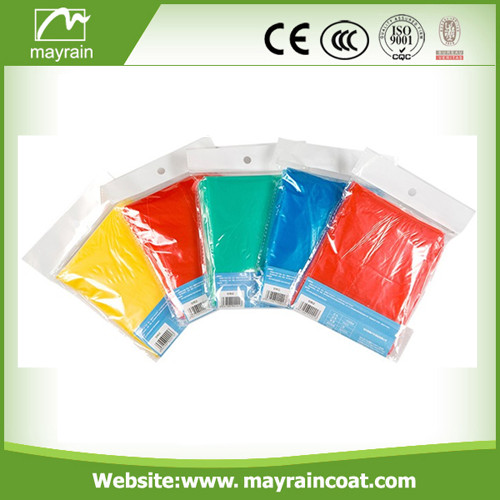 Full Printing PE Raincoat and Poncho