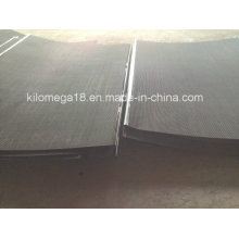 65mn Crimped Wire Mesh for Sale