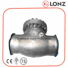 ANSI Cast Steel Wcb Bolted Cover Bw Swing Check Valve