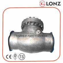ANSI литой стали Wcb болтовой крышкой Bw поворотный обратный клапан