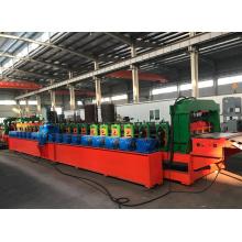 Máquina perfiladora de paneles de silo de acero