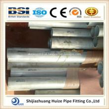 6061 T6 redondo de alumínio anodizado