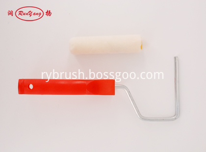 quality wool roller brush