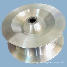 Piezas de la máquina de precisión del CNC, piezas que trabajan a máquina