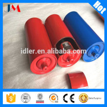 concrete heavy duty lithium grease support troughing idler roller