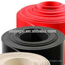 Black White Red Ageing Resistance EPDM Rubber Sheet