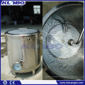 KUNBO 20 / 30 галлонов 100л Нержавеющая сталь 304 микро-пивоварения заторный Чан