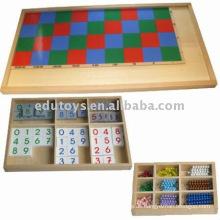 MONTESSORI Mathe Spielzeug