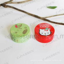 Printed Aluminum Cosmetics Cream Jar Made in China