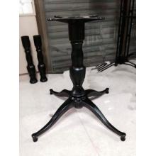 cast iron dining table legs for dining room