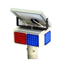 Four Sides Solar Traffic Light (XHL-C6001-4S)