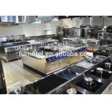 Kommerzielle benutzte Restaurant-Küchen-Ausrüstung für Krankenhaus / Hotel (CER)