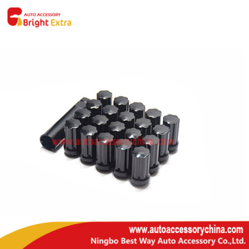 Spline Wheel Lug Nut Kit لشاحنة