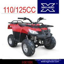 Kids Low Price Atv 110cc 4 Stroke Engine