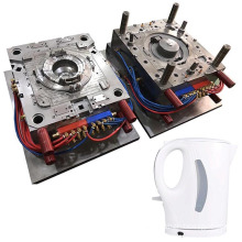 shenzhen molding maker precision shell kettle spare parts mold plastic injection electric kettle mould