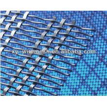 Treillis en acier à haute pression en acier au carbone / treillis en acier inoxydable 304 (ISO9001)