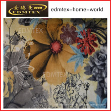 Curtain Fabric with Printed Styled-Cheap Price EDM0529