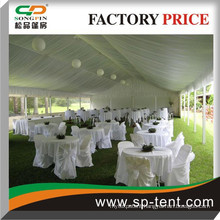 25x30m High Peak Wedding tent for 500 people, wedding tent in Guangzhou China