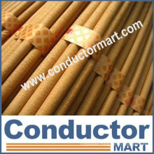 Crepe insulation paper tube