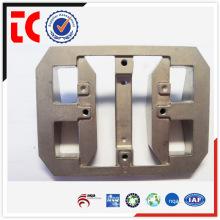 Kundenspezifische Metallprodukte Lieferanten China berühmten Alumimum Casting quadratischen Ausrüstung Kühlkörper