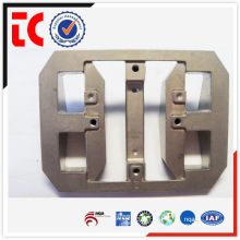 Customized metal products supplier China famous Alumimum casting square equipment heat sink