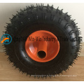 4.10-4 Roue pneumatique gonflable en caoutchouc