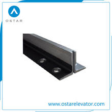 T45, T50 Lift Cold Drawn Guide Rail para elevador de passageiros (OS21)