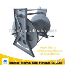 Marine steel wire reel /mooring tool China supplier