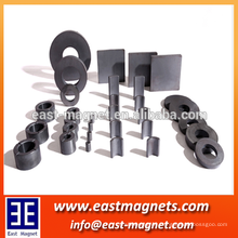 china customize Cheap Widely Used Ferrite Ring Magnet/ceramic rotor magnet