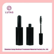 Speicial forme cosmétique vide tube de mascara en plastique
