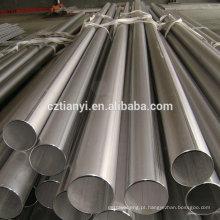 China direto da fábrica de aço inoxidável de alta qualidade do tubo de aço 2015