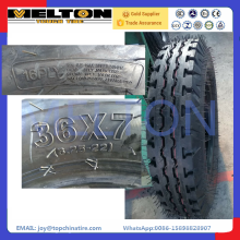 China tire manufacturer light truck tire 36x7