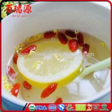 Le jus de goji bénéficie de l'extrait de baie de goji qu'est-ce qu'une baie de goji