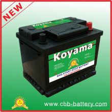 Koyama AGM-Ssl2-47-12V55ah AGM Start-Stop Battery