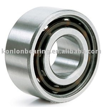 Nylon cage double Row Angular Contact Ball Bearing