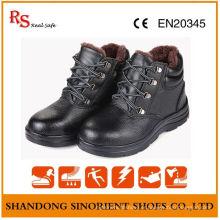 Chaussures de sécurité d'hiver résistantes aux produits chimiques au marché de la Russie RS818