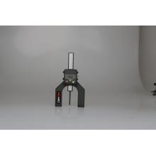 Jauge de profondeur numérique de grande taille de routeur de main d'ouverture magnétique de la bande de roulement 80mm d'affichage à cristaux liquides d'individu