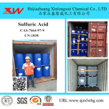 Sulphuric Acid 98 For Sugar Refinery