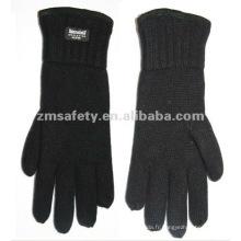 Gants tricotés chauds 3M Thinsulate pour l'hiver