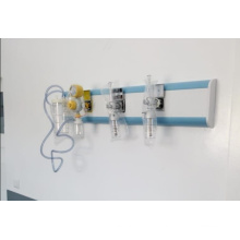 Hospital Bed Head Panels for Oxygen Medical Air Vacuum Outlets