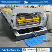 Galvanized Roofing Sheet Corrugated Machine