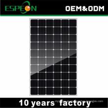 150W 200W 250w 300W hecho en el panel solar del molde mono PV de China poly