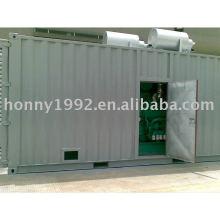 Générateur diesel à conteneur