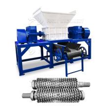Good working small metal shredder machine/crusher plastic crushing machinery